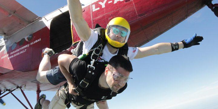 Biržai Skydiving Weekend '16