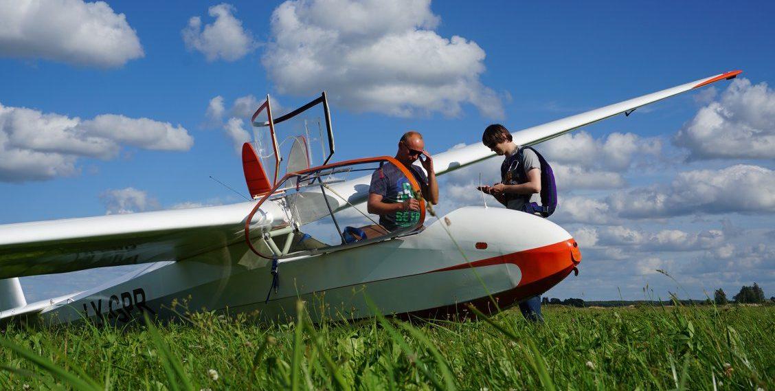 Kviečiame visus norinčius išmokti skraidyti